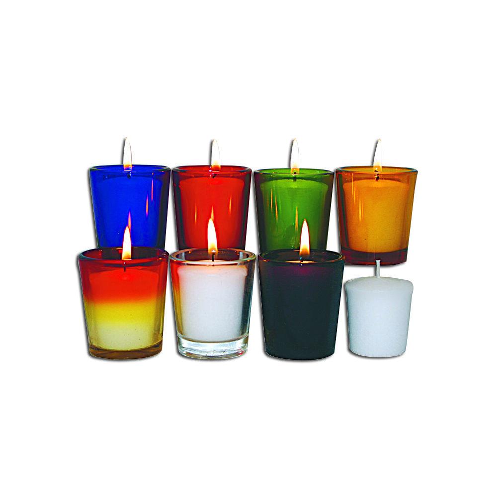 Votive Light Glasses