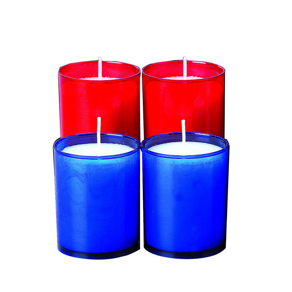 18-24 Hour Plastic Votive Light Candles